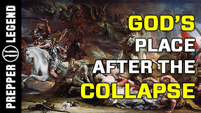 God's Place After the Collapse