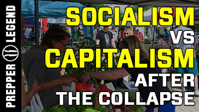 Socialism vs Capitalism after the collapse