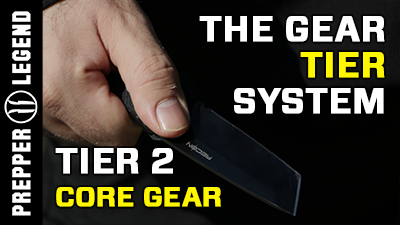 Gear Tier System - Tier 2 - Core Gear
