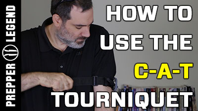 How to Use the C-A-T Tourniquet