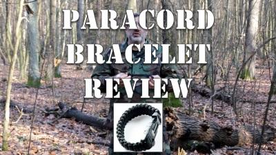 Paracord Bracelet Review