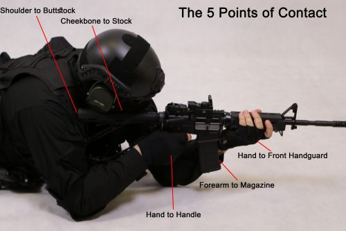 5 Points of Contact