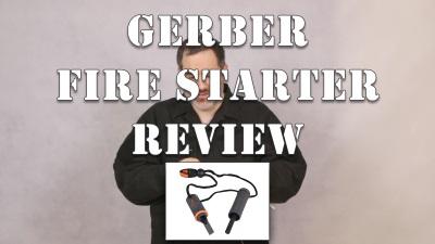 Gerber Firestarter Review