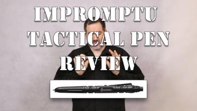 Gerber Tactical Pen Review