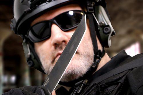Cold Steel Warcraft Tanto Knife
