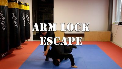 Standing Arm-Lock Escape