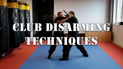 Club Disarming Technique