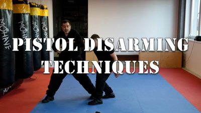 Pistol Disarming Techniques