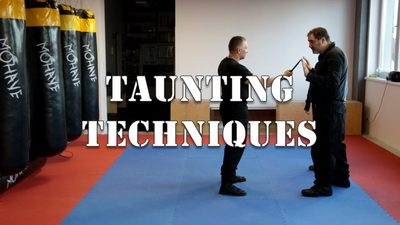 Taunting Techniques