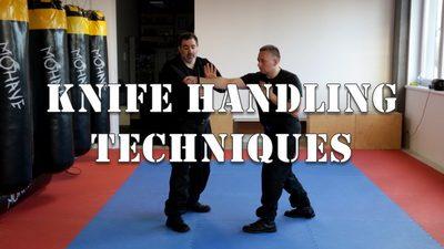 Knife Handling Techniques