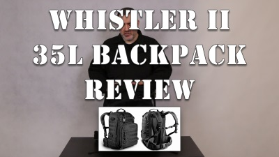 Wisport Whistler II 35L Backpack Review