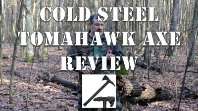 Cold Steel Tomahawk Axe Review