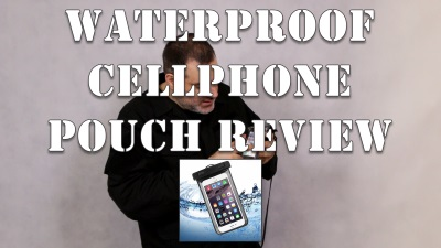 Waterproof Cellphone Pouch Review