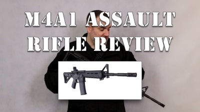 M4A1 Assault Rifle Review